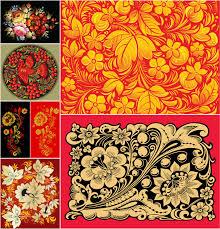 russian ornaments vector vector graphics