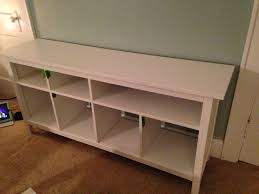 Decorating Sofa Table Behind Couch by Ikea Sofa Table Hack La Musee Com
