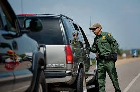 Interior Border Patrol Checkpoints Drug Cartels Turn Oil Pipeline Routes Into Highways Of Death
