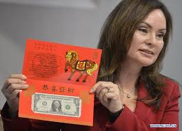 new year dollar bill us government selling lucky dollar bills for the year of the