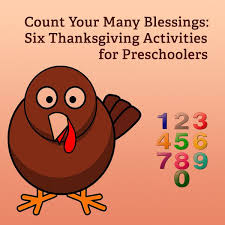 6 preschool thanksgiving activities that engage youngsters