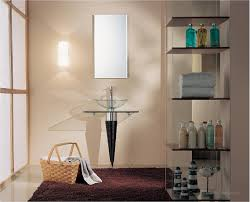 Modern Bathroom Accessories by Bathroom Modern Bathroom Glass Shelves And Other Modern Bathroom