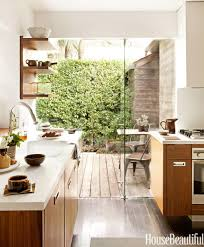 rustic modern loft kitchen soft feminine and sunny wanted small