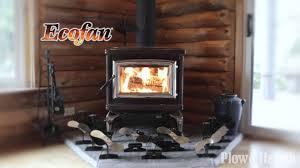 caframo heat circulating stove powered ecofans sku 10230 plow