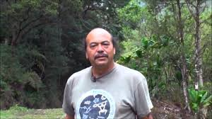 Black Guy With Confederate Flag Water Diversion Up Country Kauai 4 2015 Youtube