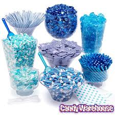 light blue candy sticks wedding candy candywarehouse com