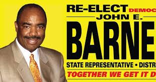 John D Barnes Campaign Ad Re Elect State Representative John Barnes Jr A