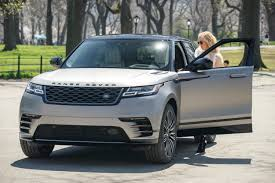 land rover velar ellie goulding drives new range rover velar in new york digital