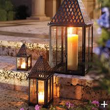Outdoor Patio Lamp by How To Decorate With Outdoor Lanterns Pebble Lane Living