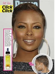really cute pixie cuts for afro hair eva very short hairstyles halle berry and eva marcille both