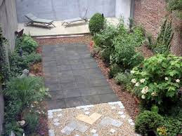 Townhouse Backyard Design Ideas Gardens By Robert Townhouse Backyard Spaces