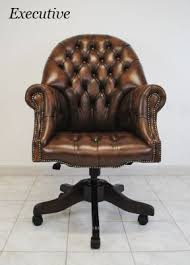 fauteuil de bureau chesterfield chesterfield chesterfield fauteuils de bureau