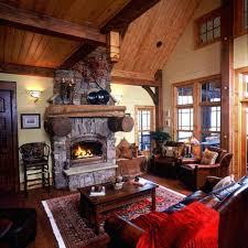 Mountain Cabin Floor Plans Small Mountain Home Floor Plans Laferidacom Rustic Cabin Floor
