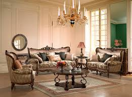 classic living room designs with wooden sofa set ideas http