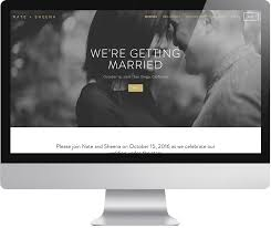 the best wedding websites why squarespace makes the best wedding websites
