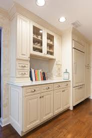 j u0026k cabinetry traditional cabinets made from maple wood in a creme