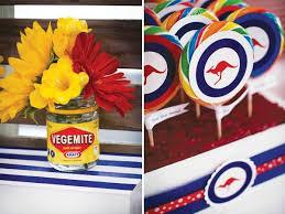 Valentine Day Decorations Australia by Australia Day Party Food Ideas Australiaday Partyideas