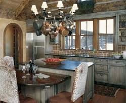 eat in kitchen island designs timber home kitchen island design ideas