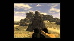 Fallout New Vegas Chances Map by Fallout New Vegas Hidden Hollowed Out Rock Youtube