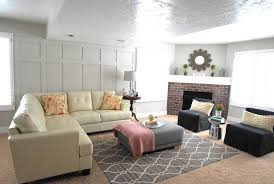 Leather Sofa Beige Living Rooms With Leather Sofas Conceptstructuresllc