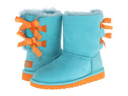 ugg bailey bow navy blue sale bailey bow uggs blue and orange ugg australia bailey bow