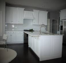 Make A Wood Kitchen Cabinet Knobs U2014 Interior Exterior Homie Custom White Transitional Kitchen By Belak Woodworking Llc