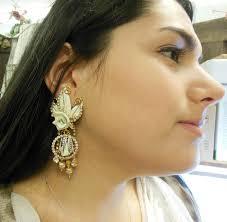 Huge Chandelier Earrings Chandelier Earrings Shoulder Duster Earrings Making Jewelry With