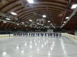 roseau memorial arena