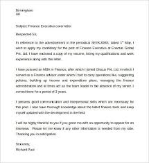 cover letter executive letter example executive or ceo
