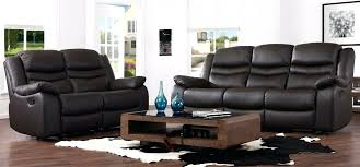Leather Recliner Sofa 3 2 Recliner Sofa Leather Adrop Me
