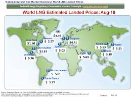 Usa Fracking Map by Us Lng Exports Where Did They Go Oilprice Com