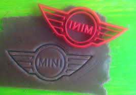 mini cooper logo cooper logo cookie cutter