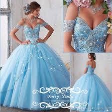 blue quinceanera dresses xv dresses aqua sky aqua blue for quinceanera dress with beading