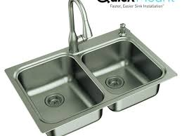 Cheap Kitchen Sink Faucets by Kitchen Lowes Sinks Kitchen And 33 Shop Kitchen Sinks At Lowes