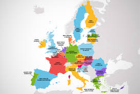 Europe Language Map by What Every European Country Is Best At The Best Things About Eu