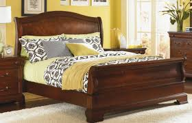 Louis Philippe Sleigh Bed Evolution Queen Size Sleigh Bed