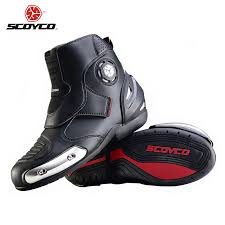 biker riding boots scoyco motorcycle riding boots microfiber leather motorcross off