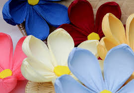 where to buy crepe paper wedding 10 big handmade paper flowers crepe paper flowers a