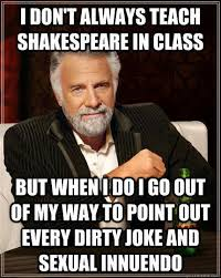 Shakespeare Meme - eye of the kat more shakespeare memes