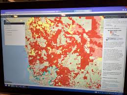 Colorado Wildfire Risk Map by Map Shows Disaster Risks By Location News San Diego County
