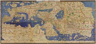 Map Of The World With Latitude And Longitude by 12 Maps That Changed The World The Atlantic