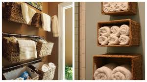 bathroom linen storage ideas creative bathroom storage ideas