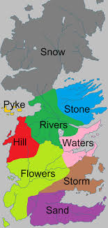 us map of thrones what if the us had of thrones style names dorkly post