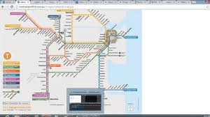 Sydney Subway Map by Sydney Trains Map Distance Between Stations Youtube