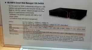 Home Network Design Switch Asus Booth Tour At Ces 2016 10g Switches External Gpu Dock Usb