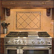 backsplash medallions kitchen kitchen tile backsplash design ideas