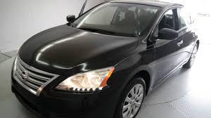 nissan sentra black 2014 super black nissan sentra 4d sedan n3731ta youtube