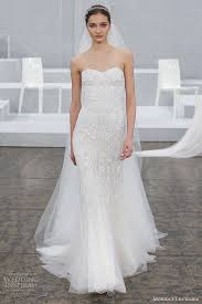 monique lhuillier spring 2015 wedding dresses wedding inspirasi