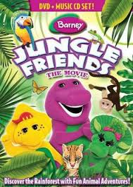 Barney Three Wishes Video On by Three Wishes 1989 Png