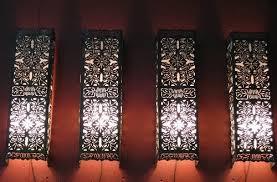 Metal Sconces Design Mix Lighting